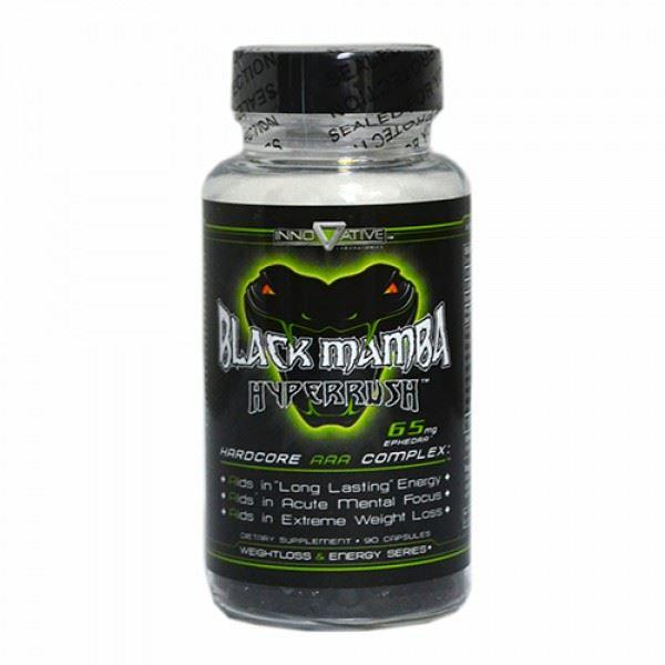 Innovative Labs, Black Mamba /90 капсул/